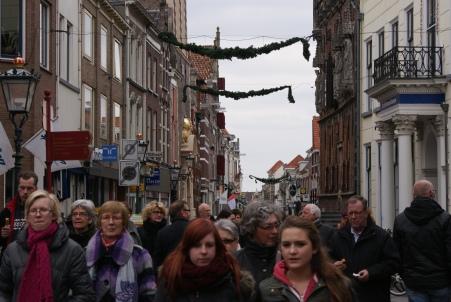 """Gemeente Kampen, Workshop: het ritme van de compacte binnenstad""""."""